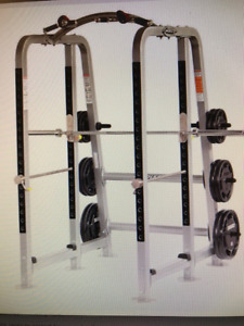 OLYMPIC POWER CAGE 3364A by HOIST
