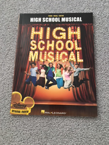 High School Musical Piano Book