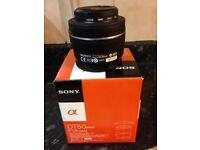 Sony 50mm DT Lens F1.8SAM A mount