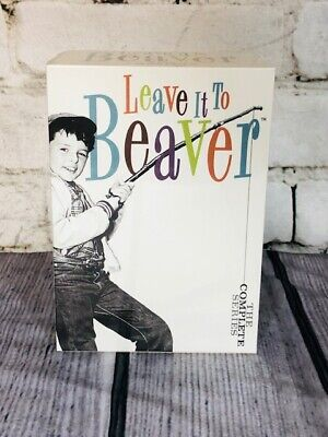 Leave It To Beaver Complete Series Seasons 1-6 DVD New Sealed USA Gift