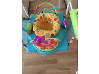Fisher-Price 2 in 1 - Step-n-Play Jumperoo