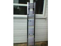 towel rail with valves 160cm X 30cm