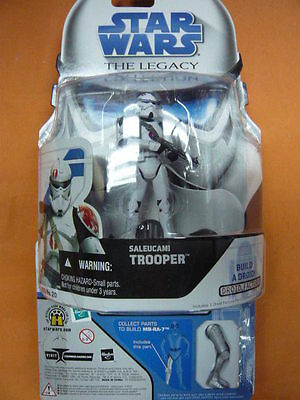 Star Wars The Legacy Collection BD 20 Saleucami Trooper w/MB-RB-7's Right Leg