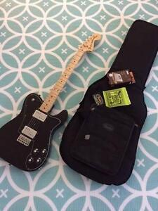 Fender 72 Telecaster® Deluxe - Black - Amazing condition Stafford Heights Brisbane North West Preview