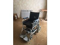 FREE electric wheelchair - for scrap, parts, prop or possible go-kart