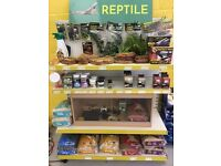 Job Lot of Reptile Equipment