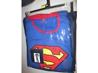 Superman Pyjamas Fancy Dress Valentine