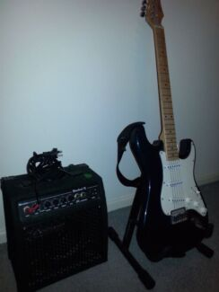 Immaculate Guitar & Amp. Forrestfield Kalamunda Area Preview