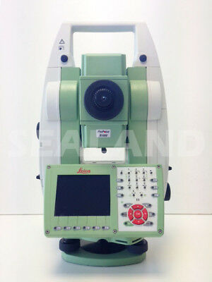 Leica Ts15 1 R400 Robotic Total Station With Cs15 Field Controller