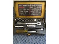 BBL 20 piece socket set