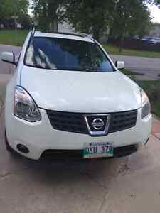 2009 Nissan Rogue Safetied
