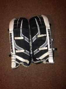 "****31"" Street Hockey Goalie Pads****Mint!!!"
