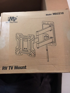 Mounting Dream - RV TV Mount