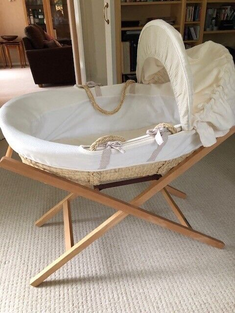 Baby Mothercare Moses Basket Stand Consumers First Nursery Furniture