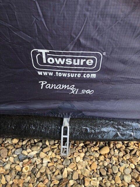 Towsure Panama xl 390 Caravan Porch Awning | in Norwich ...