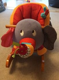 Mamas and Papas Elephant Rocker