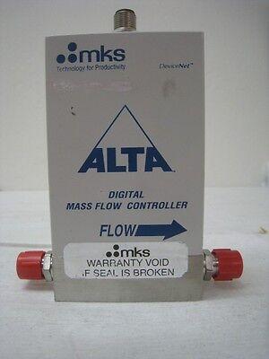 MKS 1480A01352CR16M12  MFC Alta model digital Mass flow controller, 500 sccm N2
