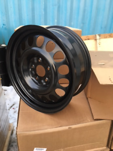 NEW 18 inch steel wheel clearance! 5x114.3; 5x4.5; 5x5;  5x127