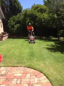 Lawn Mowing in Central Perth and NOR from  $12.50 a week Hamersley Stirling Area Preview