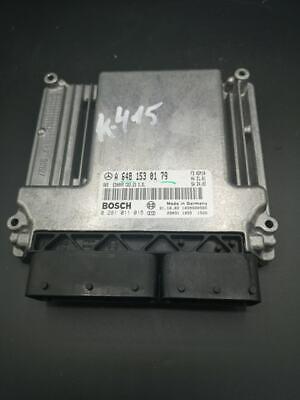 MERCEDES BENZ 320 CDI ECU  A6481530179 BOSCH /OEM /K-415