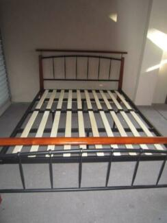 As new queen bed frame, reduced heavily to sell quickly