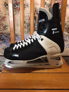 Men's Size 13 CCM Tack Skates for sale - Hard Size to Find - $80