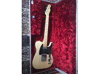 American Fender Telecaster, Near new