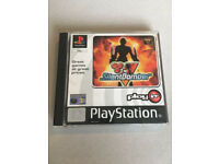 ps1 slientbomber game