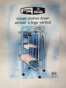 Indoor Clothes Dryer