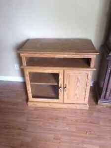 Free Buffet hutch tv stand
