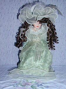 10 Genuine Porcelain Dolls : Clean,SmokeFree : As Shown Cambridge Kitchener Area image 10