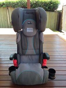 Grey car seat Wishart Brisbane South East Preview