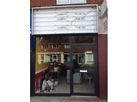 Shop to Let A3 Use suitable for takeaway or small restaurant