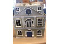 Used Sylvanian Families Hotel, Toy shop with various furniture, figures & accessories