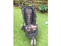 Baby Jogger City Mini Stroller and Footmuff