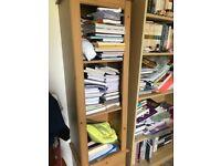 Small bookcase/Cabinet Pine