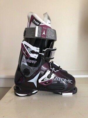 Atomic LF 90 W New  Womens Ski Boots Size 23.5 Atomic Womens Ski Boots