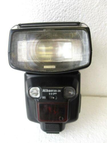 Nikon SB-26 Speedlight Flash #1