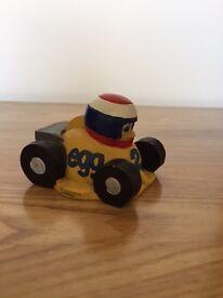 Eggbert Figurine
