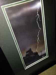3 Pictures of Lightening by Nelson Weitzel