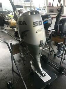 50hp Honda Outboard Motor 4 Stroke S2440 Southport Gold Coast City Preview