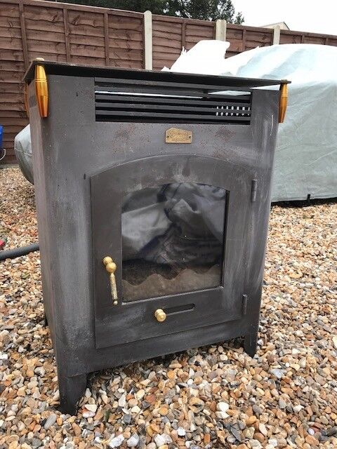 Wood Burner 'Estufas Fajardo' Very Good Condition