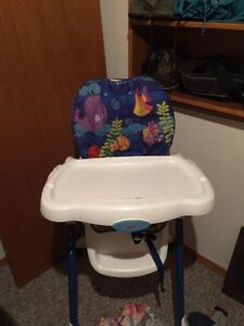 Unisex High Chair Lightly Used!