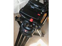 Manfrotto 546 GB pro video tripod