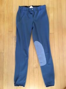 2 Pairs of Youth Riding Breeches