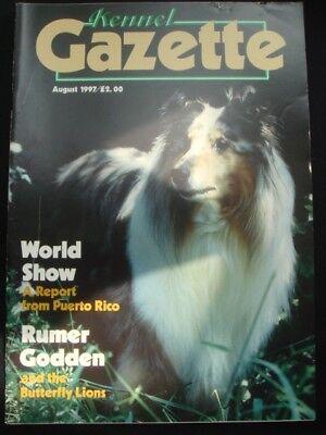 Kennel Club Vintage Kennel Gazette Pedigree Show Dog Magazine Australian Terrier