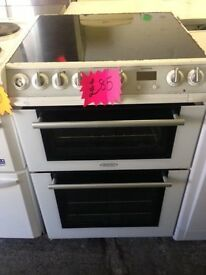Guaranteed Hotpoint Cooker