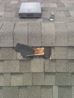RESIDENTIAL SAME DAY ROOFING REPAIRS - 647-888-5223