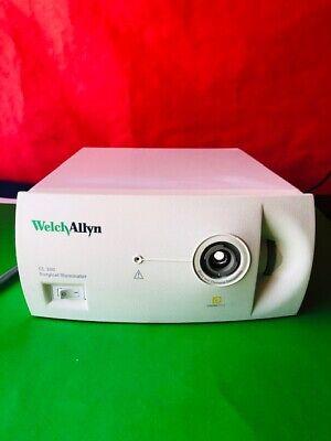 Welch Allyn Cl 300 Surgical Illuminator Cl300 Light Source T1243-44
