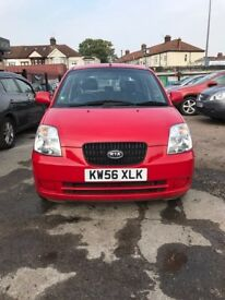 2007 KIA PICANTO LS AUTOMATIC, LOW MILEAGE, CLEAN CAR, FIRST TO SEE WILL BUY, PERFECT FOR NEW OWNER